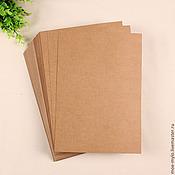 Бумага ручной работы. Ярмарка Мастеров - ручная работа Крафт-бумага 120гр. Handmade.