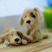 Куклы и игрушки ручной работы. Ярмарка Мастеров - ручная работа Бобики. Handmade.
