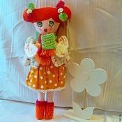 Куклы и игрушки ручной работы. Ярмарка Мастеров - ручная работа Кукла Лиска. Handmade.