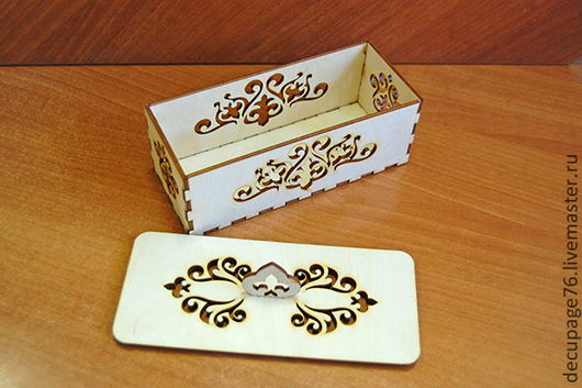 Купюрница  (продается в разобранном виде) Размер 19х10х7 см  Материал: фанера 3 мм