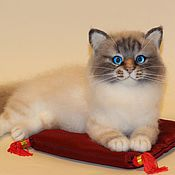 Куклы и игрушки handmade. Livemaster - original item cat