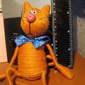 Куклы и игрушки ручной работы. Ярмарка Мастеров - ручная работа Мониторные зверики ручной работы. Handmade.