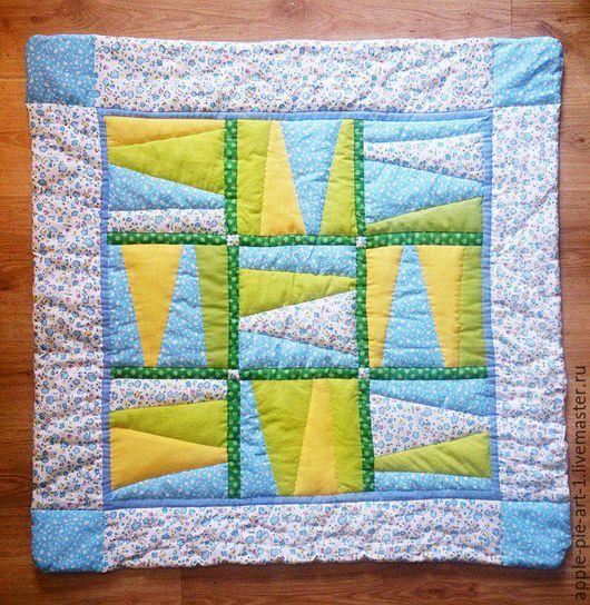 Одеяло для новорождённого, детский плед.