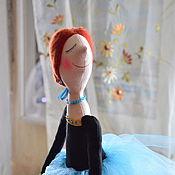 Куклы и пупсы ручной работы. Ярмарка Мастеров - ручная работа Балерина в пуантах. Handmade.