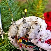 Куклы и игрушки ручной работы. Ярмарка Мастеров - ручная работа Мышиный Король. Handmade.