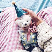 Куклы и игрушки ручной работы. Ярмарка Мастеров - ручная работа Авторский коллекционный Мишка. Handmade.