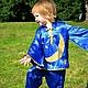 Карнавальные костюмы ручной работы. Звездочёт. Детский карнавальный костюм синего цвета... Анна Калимбетова. Ярмарка Мастеров. Для мальчика