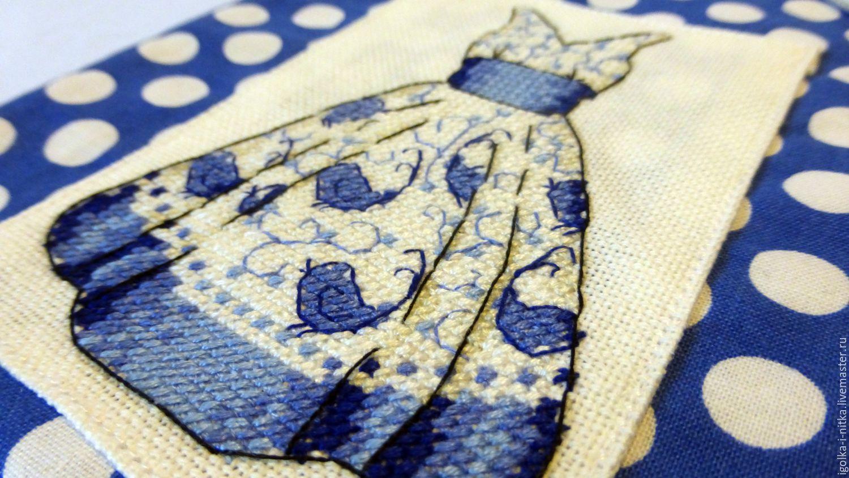 Новое на иголке вышивка