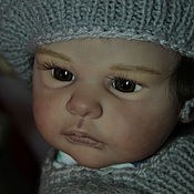 Куклы и игрушки ручной работы. Ярмарка Мастеров - ручная работа Кукла реборн Кэт.. Handmade.