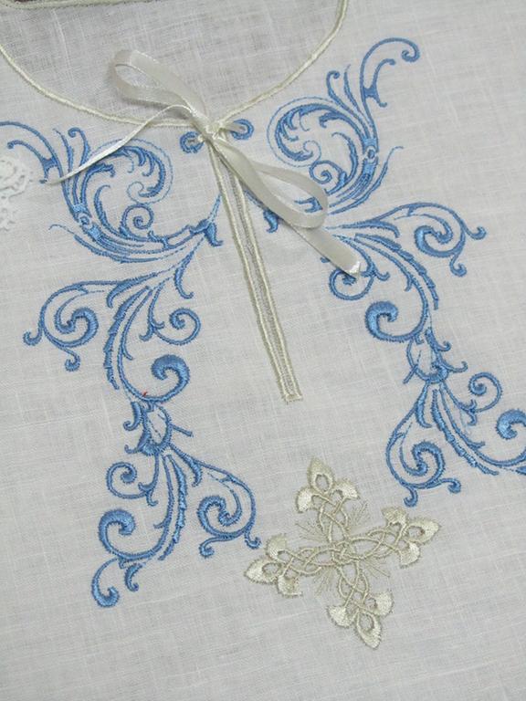 Крестильная вышивка дизайны 75