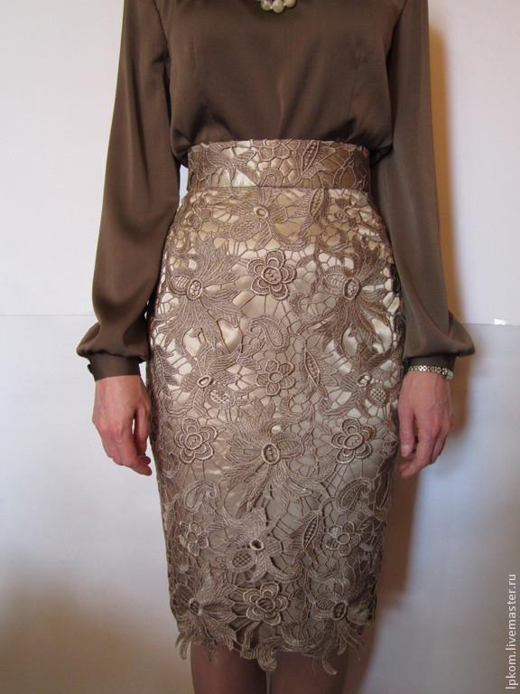 Нарядные юбки