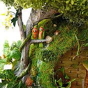 Сувениры и подарки ручной работы. Ярмарка Мастеров - ручная работа Домик в тропиках. Handmade.