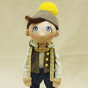 Куклы и игрушки ручной работы. Ярмарка Мастеров - ручная работа Мальчишка. Handmade.