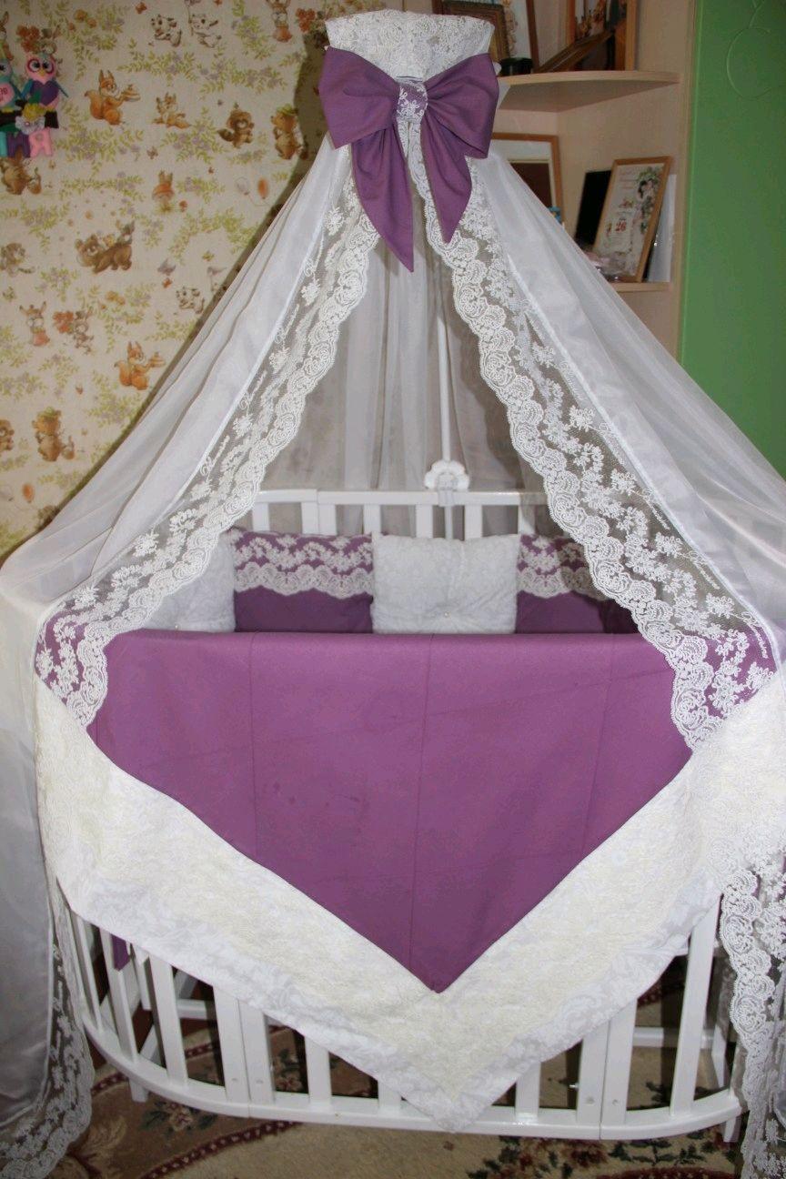 Набор в кроватку, Бортики в кроватку, Углич,  Фото №1