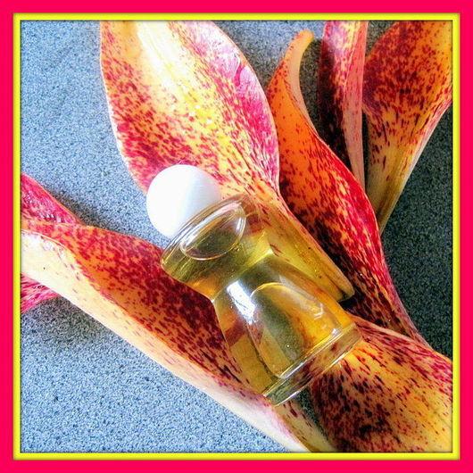 Натуральные духи ручной работы. Ярмарка Мастеров - ручная работа. Купить духи «Виола». Handmade. Лимонный, аромат, парфюмерия
