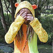 """Одежда ручной работы. Ярмарка Мастеров - ручная работа Кофта с ушками """" Мышка"""". Handmade."""