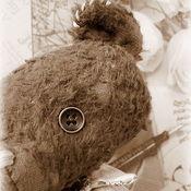 Куклы и игрушки ручной работы. Ярмарка Мастеров - ручная работа Бенджамин Баттон или просто Пуговкин. Handmade.