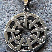 Amulet handmade. Livemaster - original item Wolf hook. Handmade.