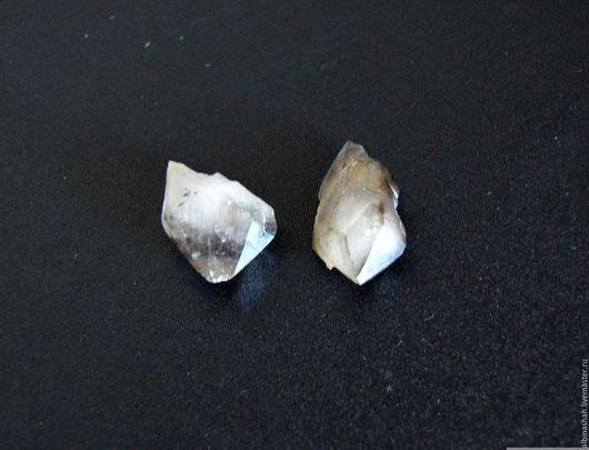 Для украшений ручной работы. Ярмарка Мастеров - ручная работа. Купить Раухтопаз, кристаллы 14-17 мм. Handmade. Серый