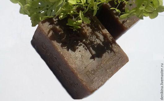 """Мыло-шампунь ручной работы. Ярмарка Мастеров - ручная работа. Купить """"Сила трав-24"""", шелковое шампуневое мыло. Handmade."""