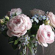 Цветы и флористика handmade. Livemaster - original item English rose