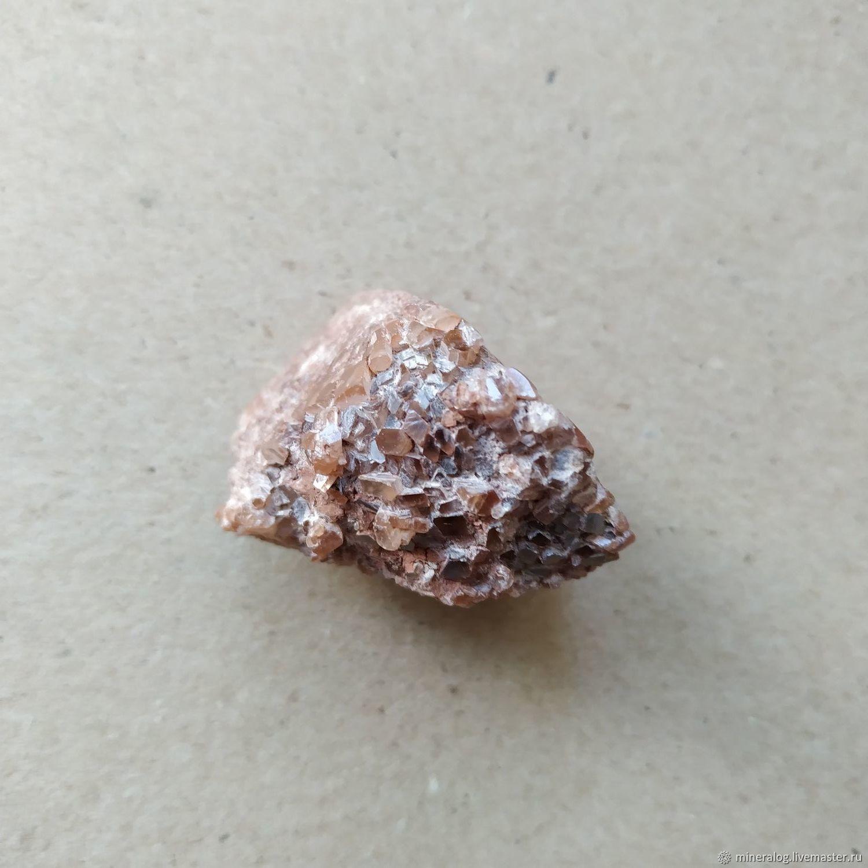 Арагонит минерал, кристаллы в породе, Минералы, Москва,  Фото №1