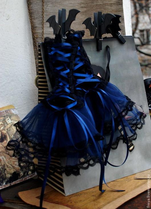 """Варежки, митенки, перчатки ручной работы. Ярмарка Мастеров - ручная работа. Купить Бархатные манжеты """"Dark blue"""". Handmade. Перчатки"""
