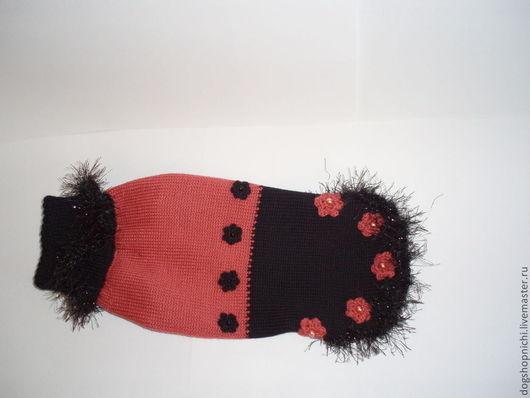 Одежда для собак, ручной работы. Ярмарка Мастеров - ручная работа. Купить Свитер для собак Гламур авторская работа. Handmade.