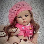 Куклы Reborn ручной работы. Ярмарка Мастеров - ручная работа Кукла-реборн Моника. Handmade.