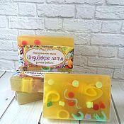 Косметика ручной работы handmade. Livemaster - original item soap Indian summer. Handmade.