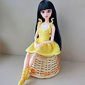 Куклы и игрушки handmade. Livemaster - original item Knitted clothes for Barbie
