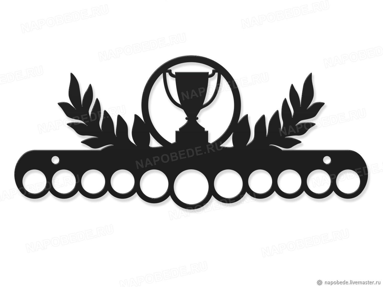 Медальница оптима с кольцами, Атрибутика, Владимир, Фото №1