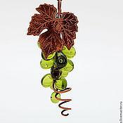 Украшения ручной работы. Ярмарка Мастеров - ручная работа Дикий виноград. Handmade.