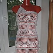 Одежда ручной работы. Ярмарка Мастеров - ручная работа Пляжный сарафан-трансформер. Handmade.