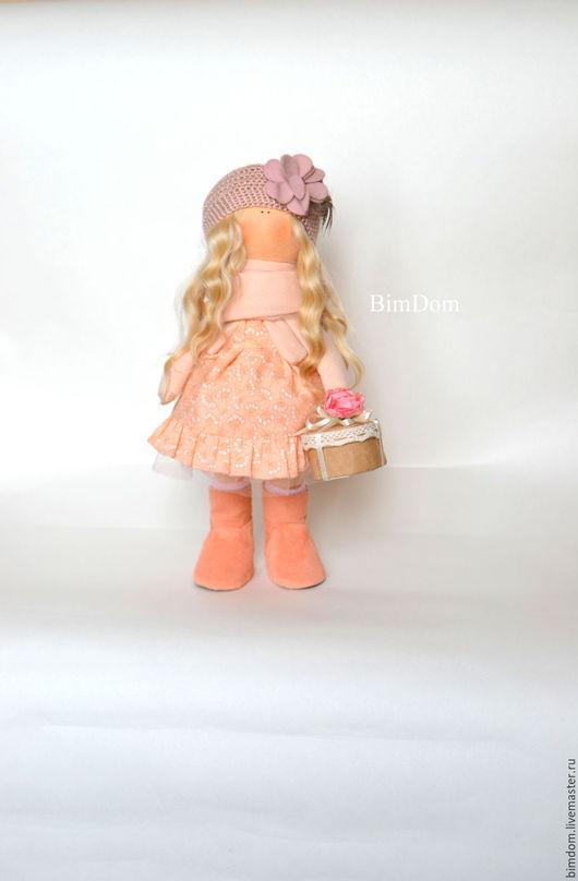 Куклы тыквоголовки ручной работы. Ярмарка Мастеров - ручная работа. Купить Интерьерная кукла большеножка тыквоголовка!. Handmade. Комбинированный, пшеничный