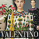 Valentino!  Elegant embroidery on mesh, Harmony In stock!, Fabric, Podolsk,  Фото №1
