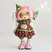 Куклы и игрушки ручной работы. Ярмарка Мастеров - ручная работа Коллекция MIni Elf 7. Handmade.