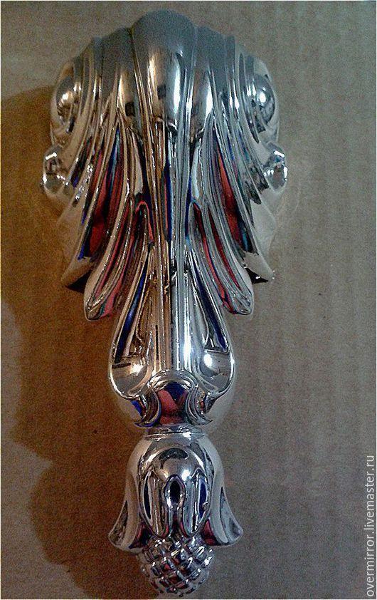 Для украшений ручной работы. Ярмарка Мастеров - ручная работа. Купить декор 11142. Handmade. Золотой, накладной декор, пластик