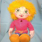 Куклы и игрушки handmade. Livemaster - original item Domovenok Kuzya. Tablet puppets. Handmade.