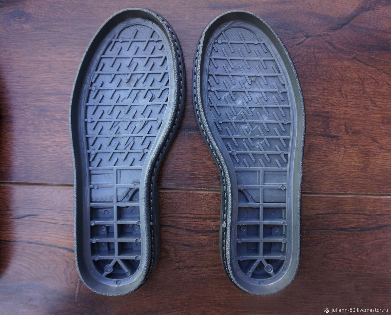 Подошва для обуви, размеры 32-41 – купить на Ярмарке Мастеров – JE12IRU | Материалы для валяния, Невинномысск
