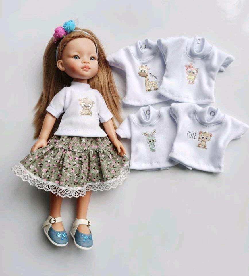 Комплект одежды для кукол 32-35см Паола Рейна и им подобным, Одежда для кукол, Москва,  Фото №1