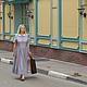 Платья ручной работы. Ярмарка Мастеров - ручная работа. Купить Винтажное платье в английском стиле art.48. Handmade. Платье