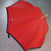 Винтаж ручной работы. Ярмарка Мастеров - ручная работа Винтажный зонт Yves Saint Laurent OPIUM. Handmade.