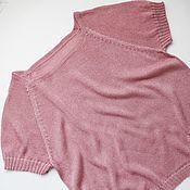 Одежда handmade. Livemaster - original item Summer cotton top. Handmade.