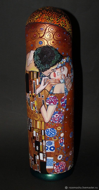 Damask case Gustav Klimt (Gustav Klimt), Dolls1, St. Petersburg,  Фото №1