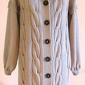 """Одежда ручной работы. Ярмарка Мастеров - ручная работа Кардиган """"Жгуты"""". Handmade."""