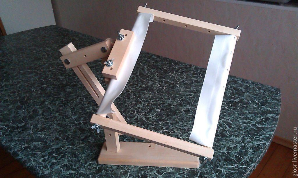 Серега мастер станки для вышивки