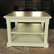 Для дома и интерьера handmade. Livemaster - original item 93. Coffee table. Handmade.