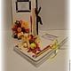 """Букеты ручной работы. Ярмарка Мастеров - ручная работа. Купить """"Классный журнал"""" из конфет. Handmade. Разноцветный"""
