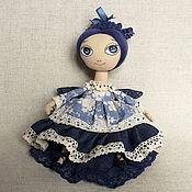 Куклы и игрушки ручной работы. Ярмарка Мастеров - ручная работа Эля Джинсовая фея. Handmade.